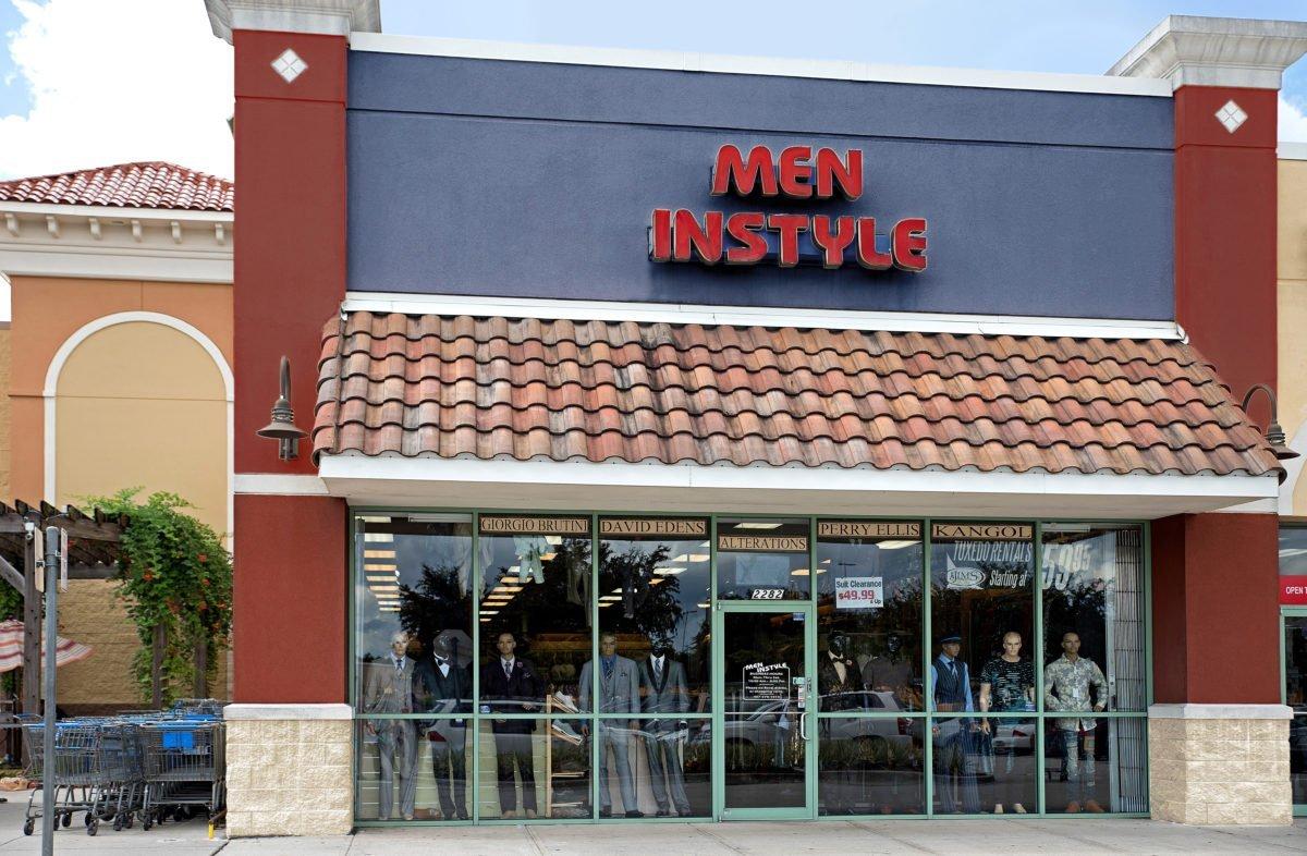 Men In Style Orlando Storefront