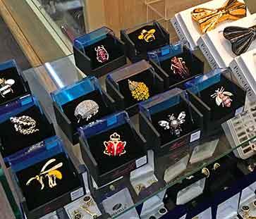 Men In Style Orlando accessories - Lapel Pins