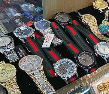 Men In Style Orlando Accessories - Watches