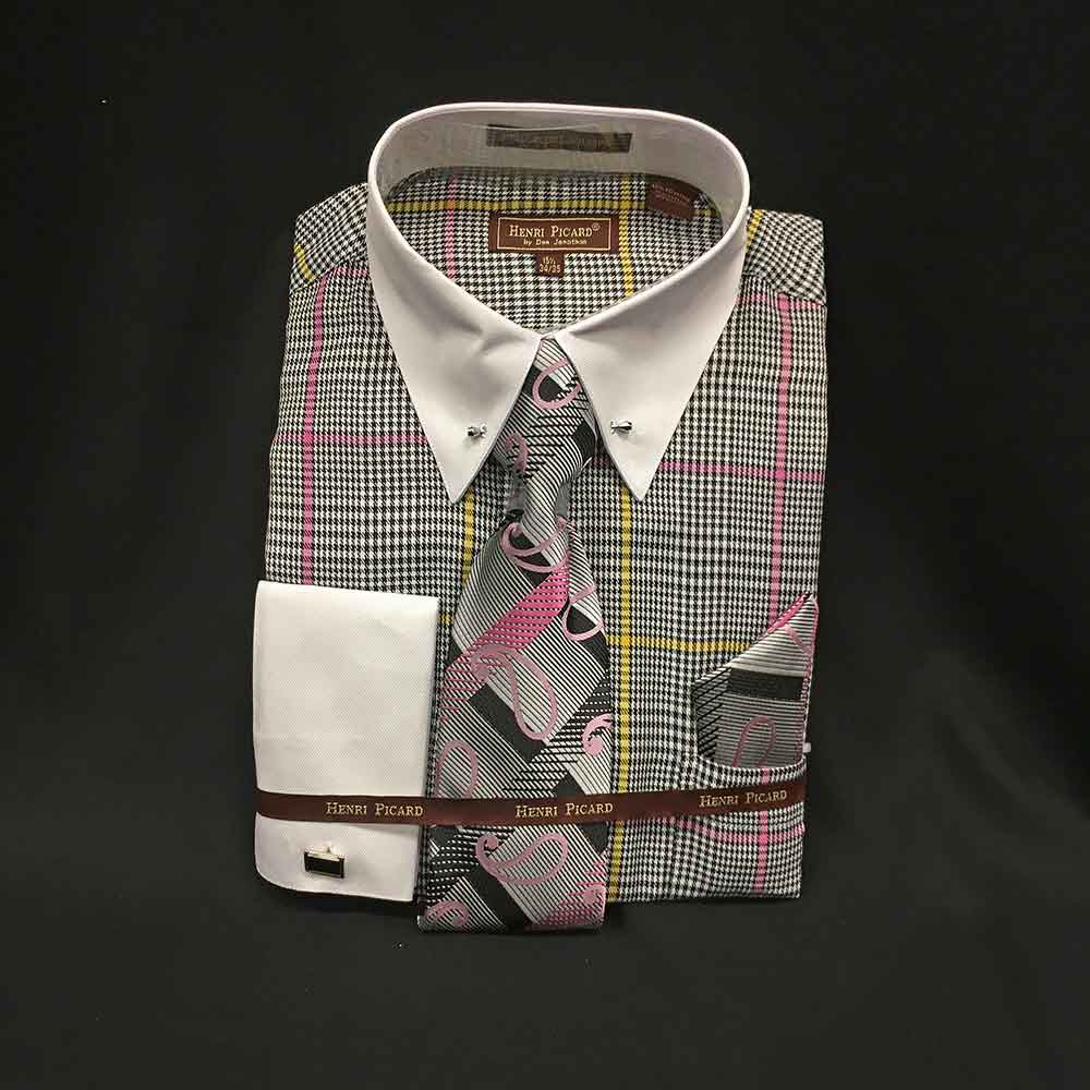 Men In Style Orlando Shirts - multi-color dress shirt