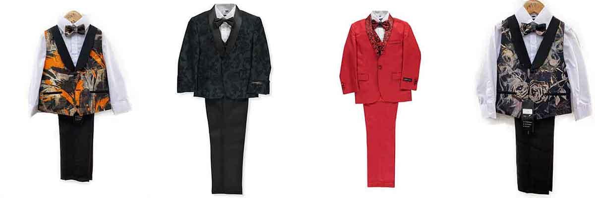 Men In Style Orlando - Boys' Suits