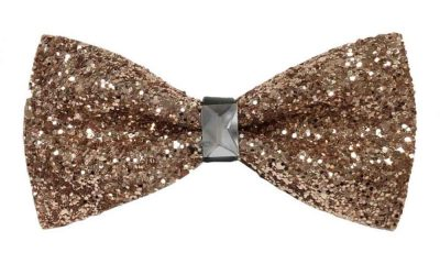 Bow Tie - Gold